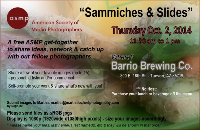 Sammies&Slides2014